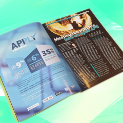 "Exclusive: 'Meeting Fire with Fire (and an open API)' – Esben Toftdahl Nielsen, Penni.io in ""The Insurtech Magazine"""