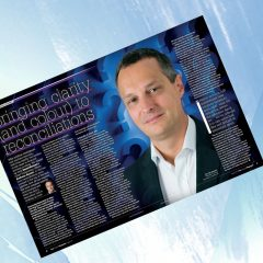 """Exclusive: 'Bringing clarity (and colour) to reconciliations' – Andreas Burner, SmartStream in """"The Fintech Magazine"""""""