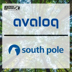Avaloq awarded climate neutral company label by South Pole