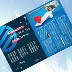 """Exclusive: 'Finding a healthy balance' – Akash Dowra, Discovery Bank in """"The Fintech Magazine"""""""