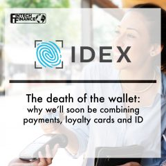 The death of the wallet: why we'll soon be combining payments, loyalty cards and ID