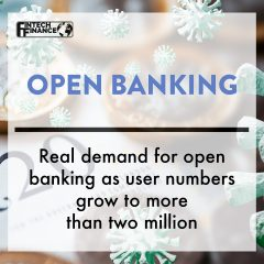 Real demand for open banking as user numbers grow to more than two million