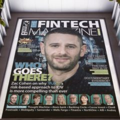 Fintech Finance Presents: The Fintech Magazine Issue 18