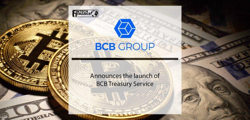 BCB Group launches treasury service to help corporations navigate digital assets   Fintech Finance