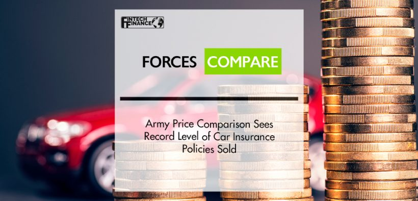 Forces Compare: Army Price Comparison Sees Level of Car Insurance Policies   FinTech Finance