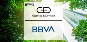 Giesecke+Devrient Supplies BBVA its New Sustainable Cards Made of 100% Recycled PVC | Fintech Finance