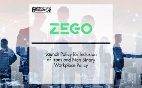 Zego Launch Policy for Inclusion of Trans and Non-Binary Workplace Policy   FinTech Finance