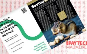 """Exclusive: 'Saving the day' – Simon Rabin, Chip in """"The Paytech Magazine"""" 